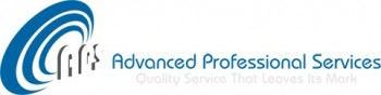 Advanced Professional Services Logo